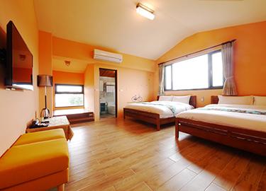 【豐足軒-四人房】Feng-Zu Xuan (Quad Room)